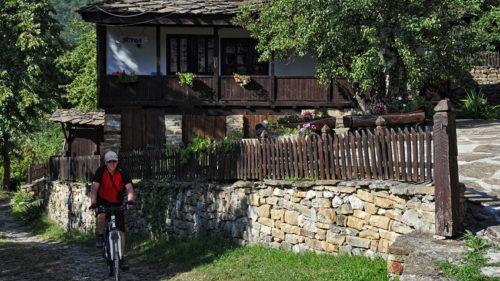 Galería de fotos Bulgaria en bicicleta.