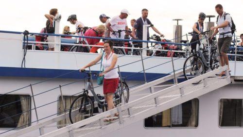 Galería de fotos Burdeos en bicicleta y barco,