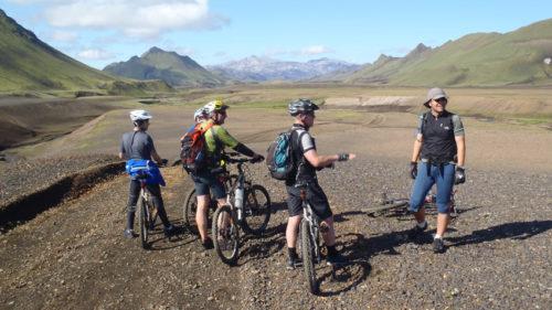 Galería de fotos De Laki a Landmannalaugar, por el interior de Islandia en bici-7