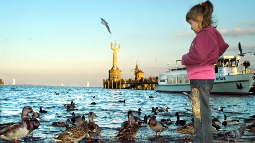 Galería de fotos Entre Suiza y Alemania con niños. Alrededor del Lago Constanza en bici-6