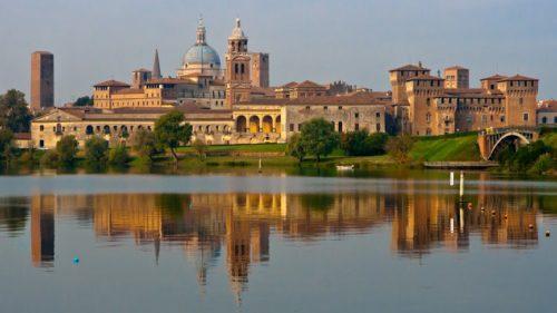 Galería de fotos Italia, de Mantua hacia los lagos de Venecia en bici-1