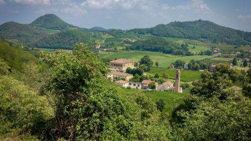 Galería de fotos Italia en familia, Termas de Euganeas en bici-1