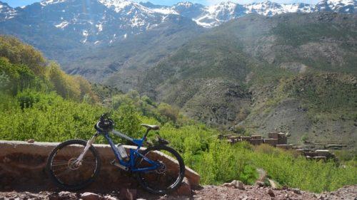 Galería de fotos Marruecos, por el Alto Atlas en mountain bike-1
