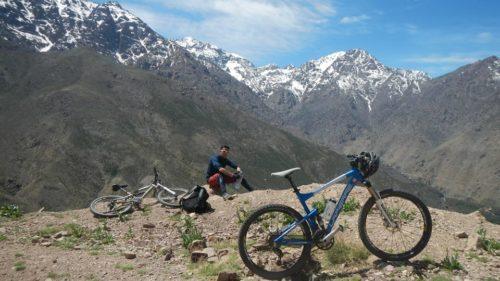 Galería de fotos Marruecos, por el Alto Atlas en mountain bike-2