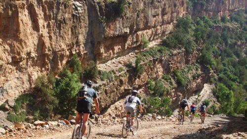 Galería de fotos Marruecos, por el Alto Atlas en mountain bike-3