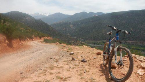 Galería de fotos Marruecos, por el Alto Atlas en mountain bike-4