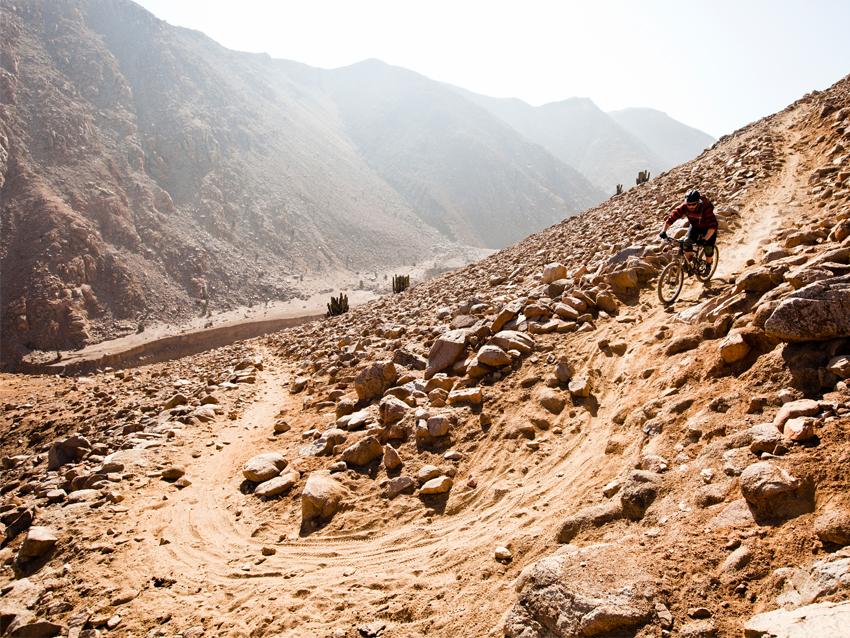 Galería de fotos Perú, camino del Inca en bici-1