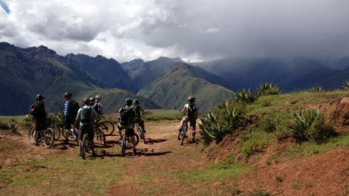 Galería de fotos Perú, camino del Inca en bici-17
