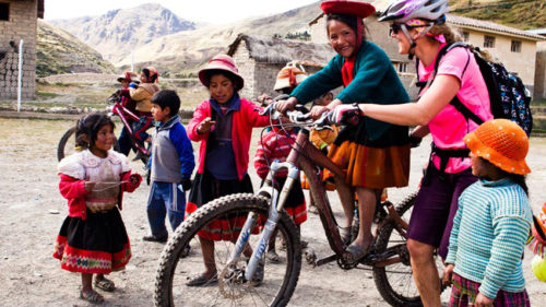 Galería de fotos Perú, camino del Inca en bici-18