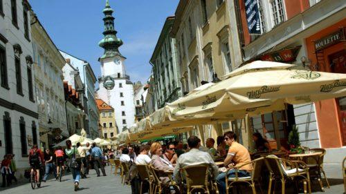 Galería de fotos Recorrido por el Danubio en bicicleta y barco, «Passau-Bratislava-Viena-Passau»-4