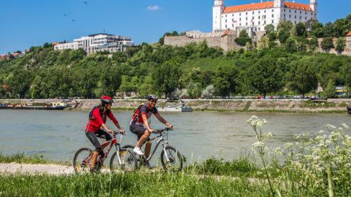 Galería de fotos Recorrido por el Danubio en bicicleta y barco, «Passau-Bratislava-Viena-Passau»-8