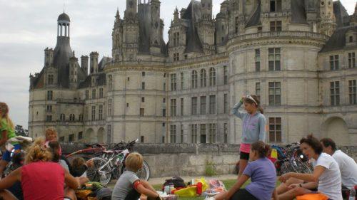 Galería de fotos Ruta en Bicicleta por los Castillos del Loira en Francia. Ideal para niños-6
