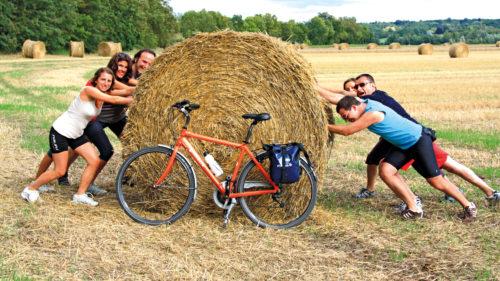 Galería de fotos Ruta en Bicicleta por los Castillos del Loira en Francia. Ideal para niños-7