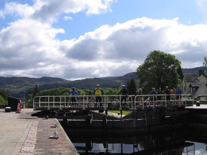 Galería de fotos Ruta en Mountain bike a través de Escocia-1