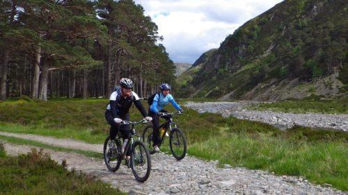 Galería de fotos Ruta en Mountain bike a través de Escocia-3