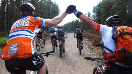 Galería de fotos Ruta en Mountain bike a través de Escocia-4