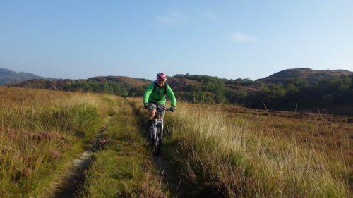 Galería de fotos Ruta en Mountain bike a través de Escocia-5
