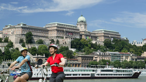 Gran Danubio en bicicleta y barco. Passau, Viena, Bratislava y Budapest-11