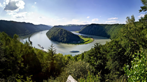 Gran Danubio en bicicleta y barco. Passau, Viena, Bratislava y Budapest-2