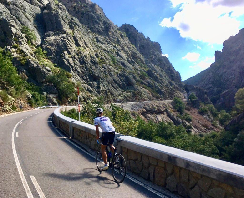 Bicicleta de Carretera en Palencia, en Hotel rural-1