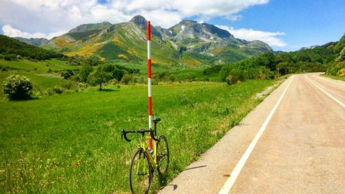 Bicicleta de Carretera en Palencia, en Hotel rural-3