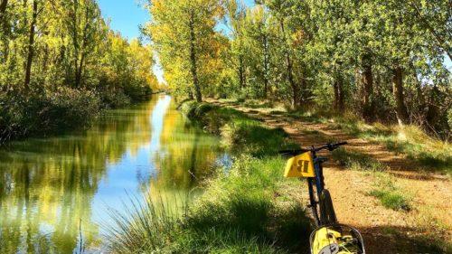 Canal de Castilla en bicicleta-1