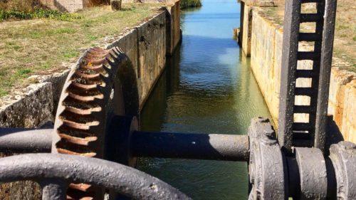 Canal de Castilla en bicicleta-3