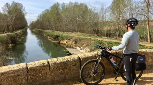 Canal de Castilla en bicicleta-4