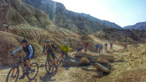 Fin de semana pedaleando por el Prepirineo - BTT-1