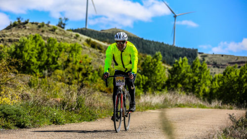 Fin de semana pedaleando por el Prepirineo - Carretera-12
