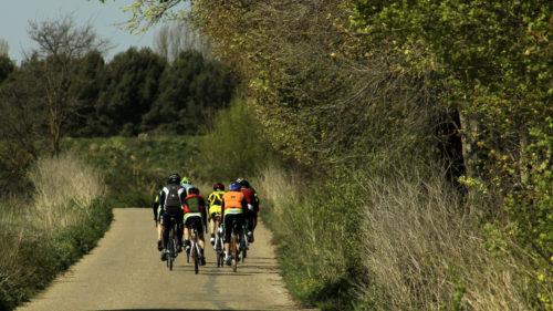 Fin de semana pedaleando por el Prepirineo - Carretera-2