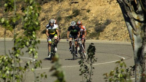 Fin de semana pedaleando por el Prepirineo - Carretera-3