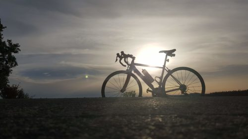 Fin de semana pedaleando por el Prepirineo - Carretera-4