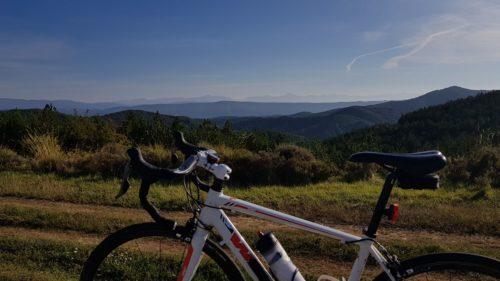 Fin de semana pedaleando por el Prepirineo - Carretera-9