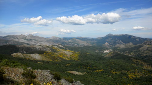 Fin de semana por las Montañas de León en MTB-4