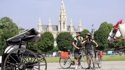 Galería de fotos Austria en bici con niños, de Linz a Viena-10