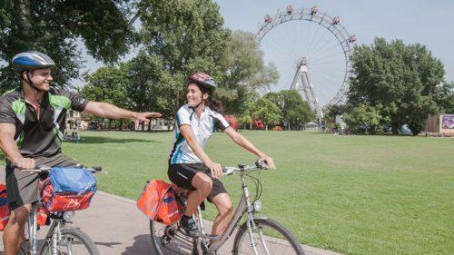 Galería de fotos Austria en bici con niños, de Linz a Viena-11
