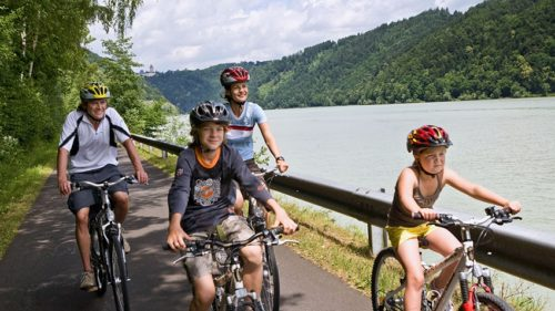 Galería de fotos Austria en bici con niños, de Linz a Viena-14