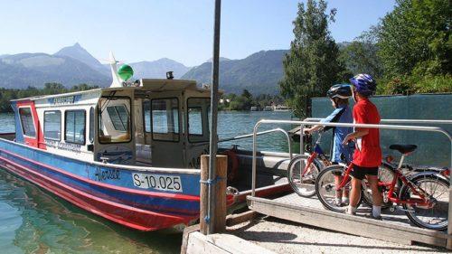 Galería de fotos Austria en bici con niños, de Linz a Viena-15