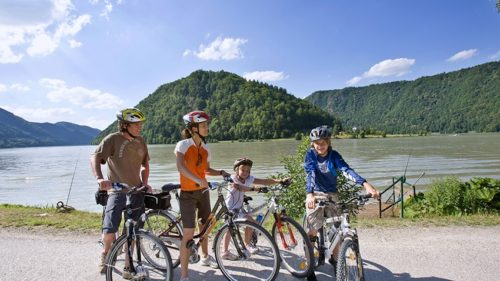 Galería de fotos Austria en bici con niños, de Linz a Viena-4