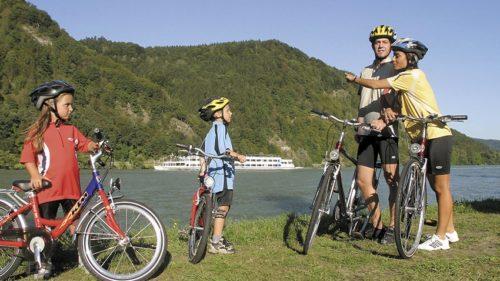 Galería de fotos Austria en bici con niños, de Linz a Viena-7