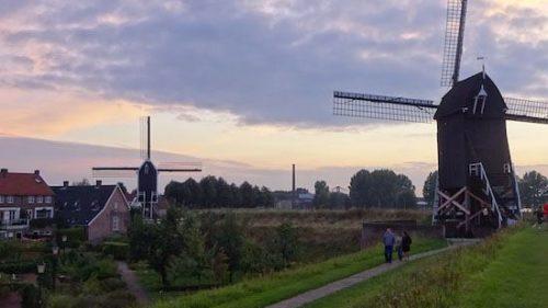 Galería de fotos Holanda con niños en bici y barco-9