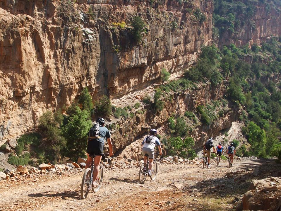 Galería de fotos Marruecos en BTT por el Alto atlas y el Valle del Draa-1