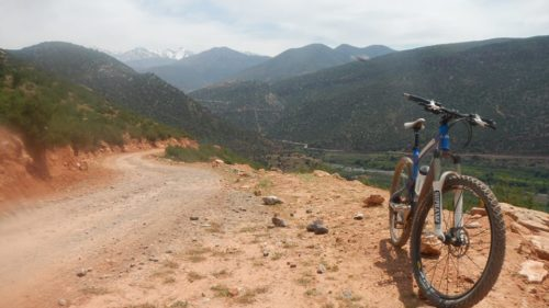 Galería de fotos Marruecos en BTT por el Alto atlas y el Valle del Draa-2