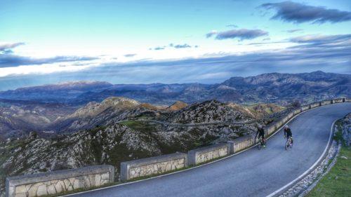 Mítica de La Vuelta: Lagos de Covadonga y La Cubilla-6
