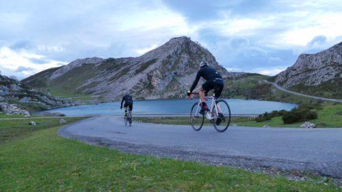 Puertos míticos de La Vuelta, ciclismo de carretera-1