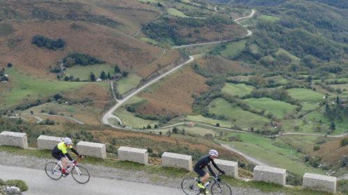 Puertos míticos de La Vuelta, ciclismo de carretera-10