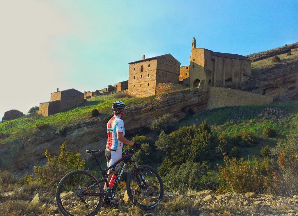 Ruta del Rey Fernando en bici de montaña-1